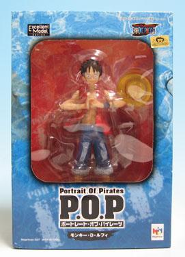 ルフィ POP フィギュア 再販版